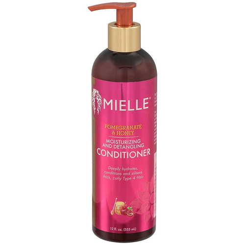 MIELLE POMEGRANATE & HONEY MOISTURIZING AND DETANGLING CONDITION